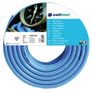 Cellfast CF20020R WĄŻ DO TLENU FI=60MM DŁ.50M ROLK